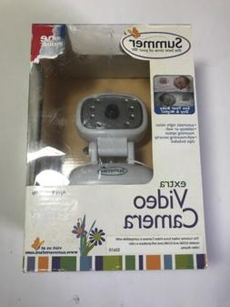 Summer Infant 02610 Extra Day and Night Camera Monitor Color