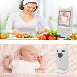 1 Pc Baby Monitor Prime Night Vision Durable LCD Wireless Wa