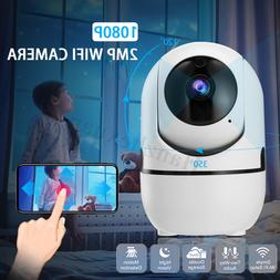 1080P 2MP Wireless Wifi Security Camera Night Vision Baby Mo