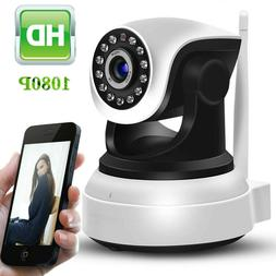 1080P IP WiFi Camera Surveillance Baby Monitor Two-way Audio