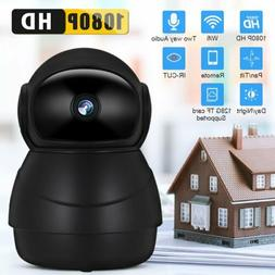 1080P Security Camera WiFi Wireless Audio Talk Baby Monitor