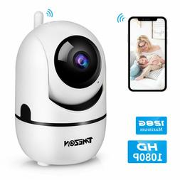 1080P WiFi Outdoor IP Camera Home Security Baby Monitor IR N