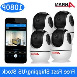 1080P WiFi Wireless Security Camera Baby Monitor 2Way Audio