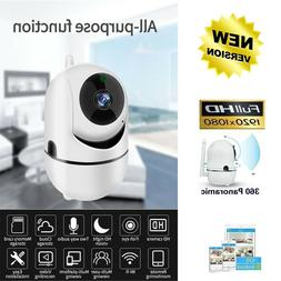1080P Wireless IP Camera / Nanny Camera  Indoor Home Smart W