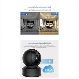 SDETER 1080P Wireless IP Camera Security Camera Wifi Support