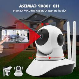 1080P Wireless Wifi IP Camera Security Surveillance System
