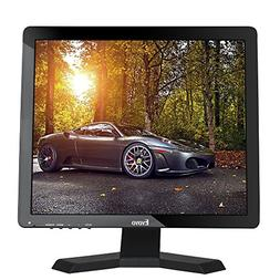 "Eyoyo 15"" Inch 1024x768 1080P TFT LCD HDMI HD Monitor Color"
