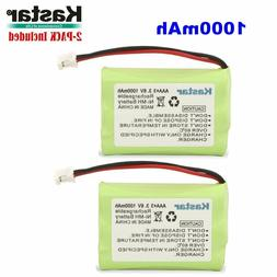 2 X Baby Monitor Battery For Motorola MBP33 36 and Graco iMo