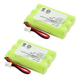 2 NEW Baby Monitor Rechargeable Replacement Battery Pack for