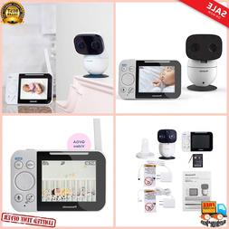 2 Way Talk Digital Home Baby Monitor Night Vision microphone