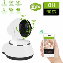 20x HD Wireless IP Camera Webcam Baby Pet Monitor Remote Hom