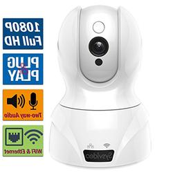 WiFi Wireless IP Camera for Home/Shop Security Surveillance,