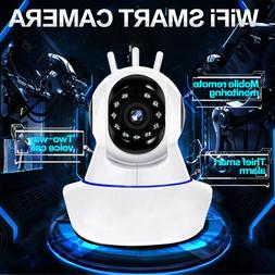 360 Degree Wireless PTZ IP Camera With Network Interface 2MP