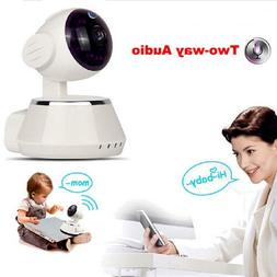 360 wifi ip camera baby monitor 720p