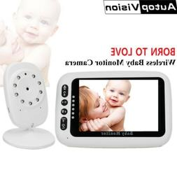4.3 inch Bluetooth Baby Monitor Security Camera LCD Display