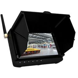 5.8Ghz wireless DVR 5inch LCD display 32CH small baby monito