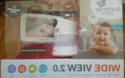 """Summer Infant 5"""" Wide View 2.0™ Digital, video monitor, Fre"""