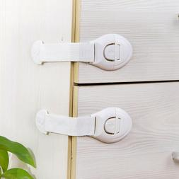 5pcs Baby Products Baby Safety Lock Cabinet Door Lock Multi-