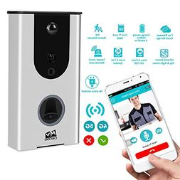 6 different ring tones WiFi Enabled free cloud Smart Wi-Fi D