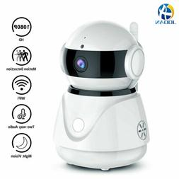720P Two-Way IP Security Camera Wireless WIFI Pet Baby Monit