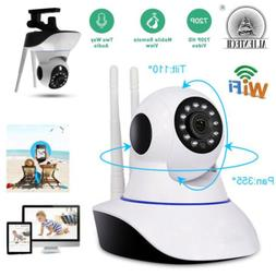 720P Pan Tilt Home Security IP Camera WiFi Surveillance Baby