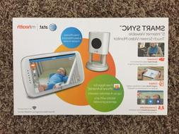 "At&t Smart Sync 5"" Internet Viewable Touch Screen Video Moni"