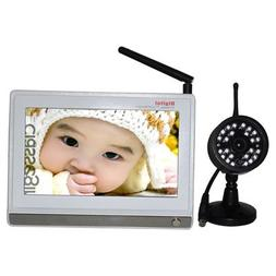 BEIBEIKA for Baby Monitor 7 Inch LCD Digital Widescreen