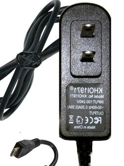 WALL Charger AC power adapter FOR VTech VM991 baby monitor 5