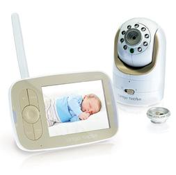 "Infant Optics DXR-8 Pan/Tilt/Zoom 3.5"" Video Baby Monitor wi"