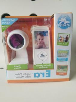 Levan Era Digital Video Baby Monitor Rechargeable night visi