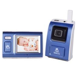 Lil Jumbl Video Surveillance Infant Baby Monitor Security Wi