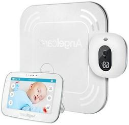 """NEW Angelcare AC517 Movement Video Sound 5"""" Touchscreen Disp"""
