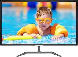 "Philips - E-line 323E7QDAB 32"" IPS LED FHD Monitor - Glossy"