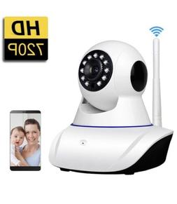 SDETER Baby Monitor 720P Wifi Wireless Security System W Two