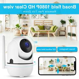 Smart Phone APP Wireless Wifi Home Security Night Vision 720