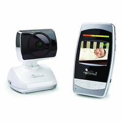 Summer Infant Ultra Sight Pan/Scan/Zoom Video Baby Monitor