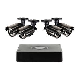 Swann SWDVK-8ALP14-US Compact Security System 8 Channel Digi