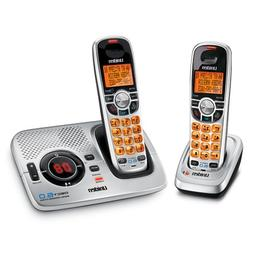 Uniden DECT 6.0 Silver Cordless Digital Answering System wit