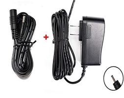 OMNIHIL 8FT AC/DC Adapter 10FT Extension Cord Smilism Baby M