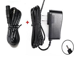 OMNIHIL 8FT AC/DC Adapter and 10FT Extension Cord for Levana