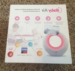 iBaby Air Monitor and Purifier White