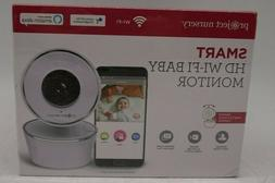 Smart Baby Monitor - Alexa Enabled and Google Assistant Enab
