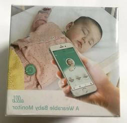 All About Allb Wearable Baby Monitor With Breathing Sensor N