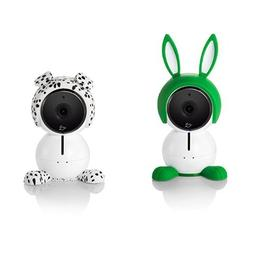 Arlo Baby Smart HD Baby Monitoring Camera with Puppy, Bunny