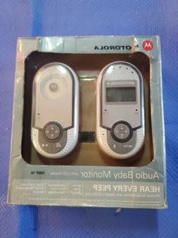 Motorola Digital Audio Baby Monitor with Room Temperature Mo