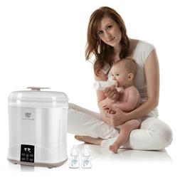 Baby Bottle Electric Steam Sterilizer With LED Monitor Adjus