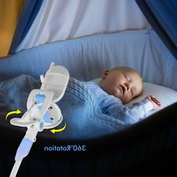 Baby Camera Holder, Infant Video Monitor Holder and Flexible