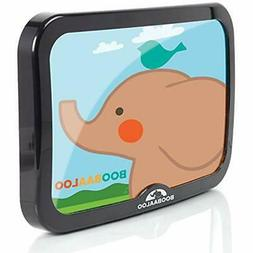 BOOBAALOO Baby Car Mirror - Jumbo Size Backseat Mirror for I