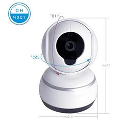 Baby Camera IOS/Android APP Remote Control Camera, WIFI Came