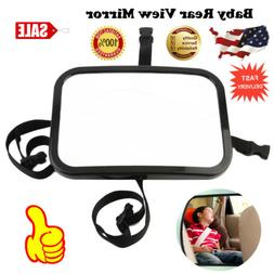 Baby Mirror Back Car Seat Rear Ward Safety View Adjustable I